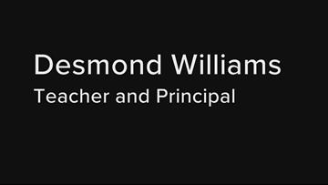 Desmond Williams - Educator