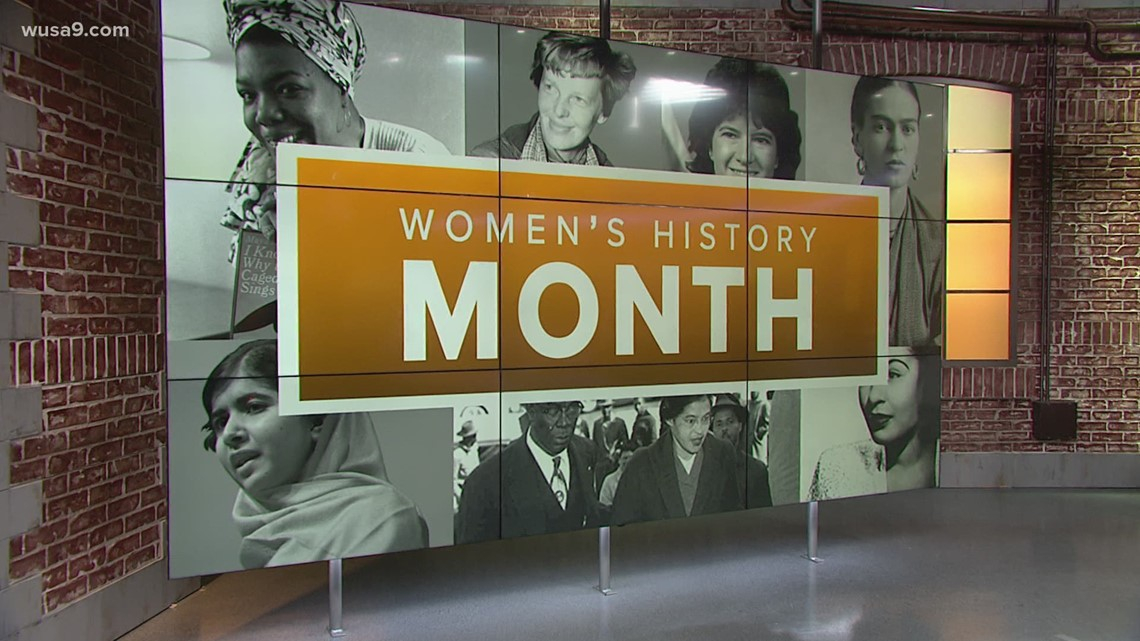 Honoring Women's History Month | Hear Me Out