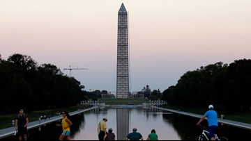 Washington Monument to open after 3-year closure