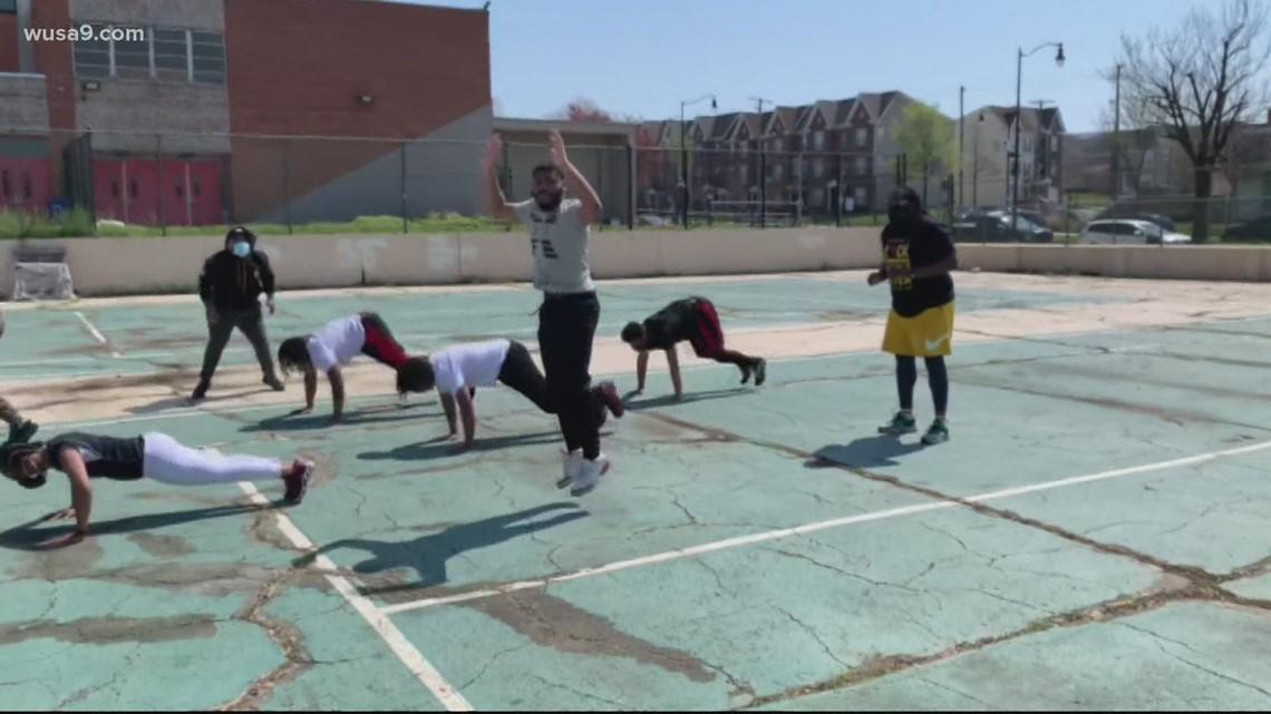 New DC charter school program teaches fitness, entrepreneurship