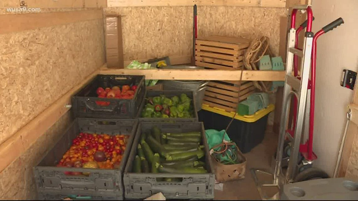 'Why wouldn't you help keep us in business?' | Farmer says DC's new rules could put small markets, farmers out of work