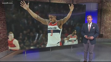 Bradley Beal mentors students, then takes them bowling
