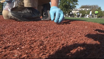 DC's artificial turf fields tested for hormone disrupting chemicals