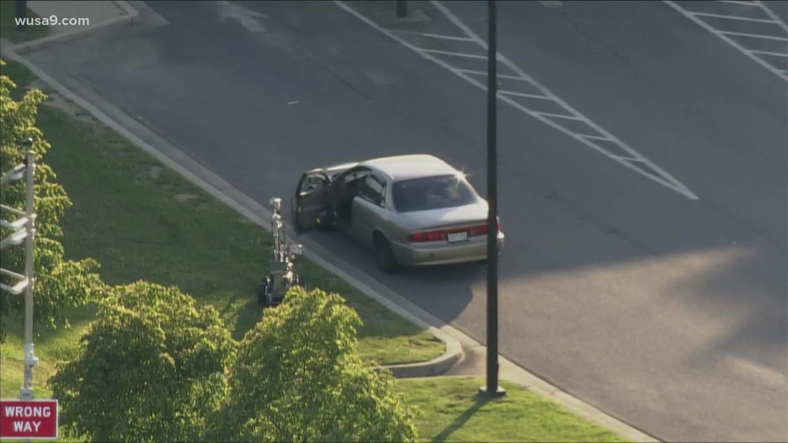 Ongoing incident at Joint Base Andrews