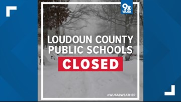 VERIFY: Did Loudoun County really have to close schools on Friday?