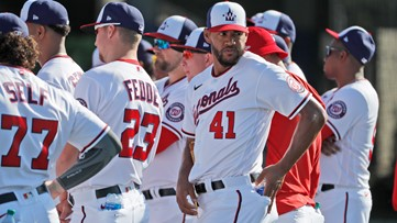 Here's what the Nationals have said about the Houston Astros since starting Spring Training