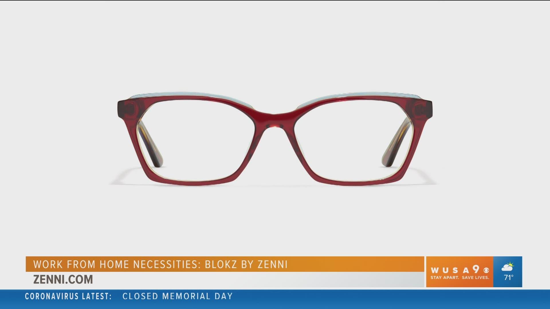Zenni Blokz Blue Light Blocking Glasses That Help Combat