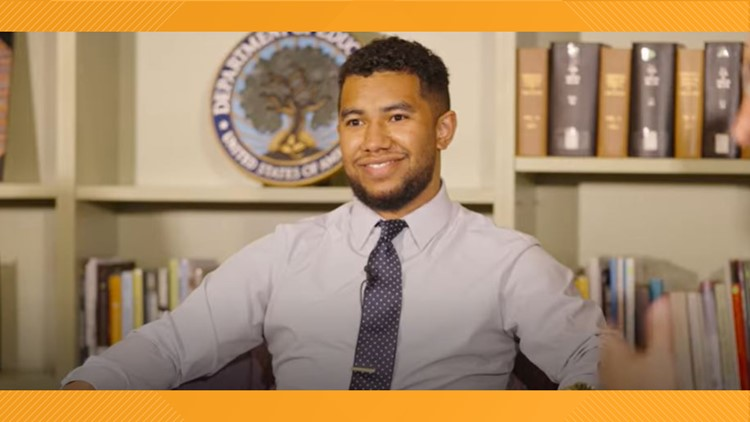 Beloved DC teacher talks with US Secretary of Education | Get Uplifted