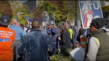 Northern Virginia prepares for another possible bus strike