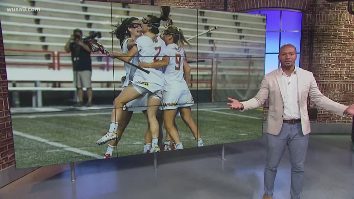 Terps women's lacrosse team gets ready for final four