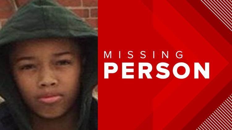 CRITICAL MISSING: 13-year-old boy from Northeast, DC