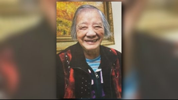 LOCATED: 86-year-old woman from North Bethesda with Dementia
