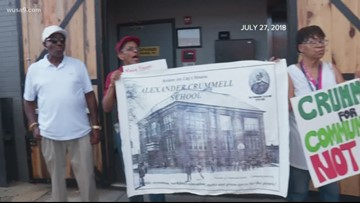 Preserving Alexander Crummell history in DC