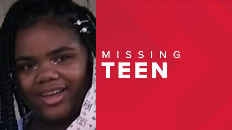 Police search for missing 14-year-old girl
