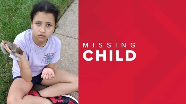 FOUND: Police searching for missing 11-year-old girl