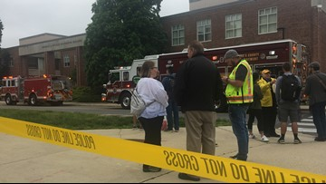 University of Maryland building evacuated due to lab experiment fire