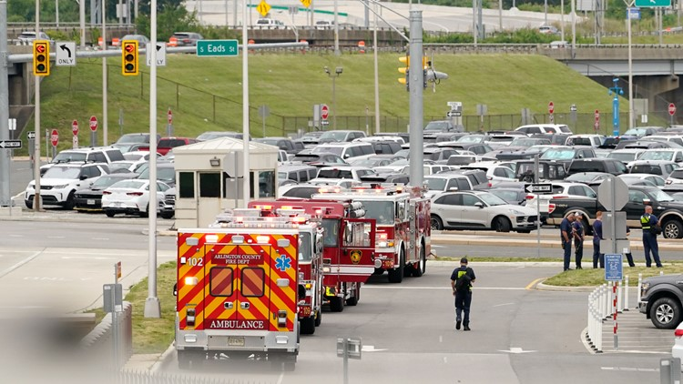 Here's a history of previous attacks at the Pentagon Transit Center