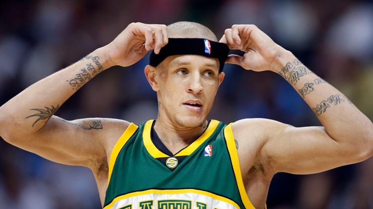 TIMELINE: A look back at Delonte West's year of struggle and recovery
