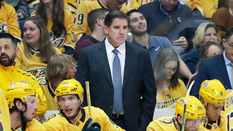 Capitals name Peter Laviolette as head coach