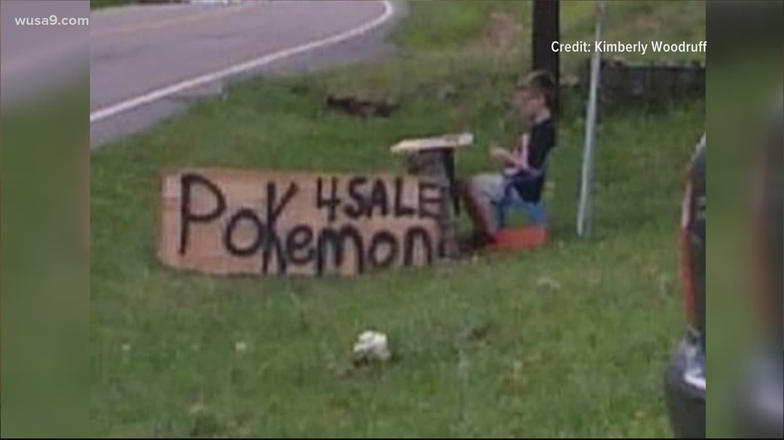 Boy sells Pokemon cards to help sick dog | Get Uplifted