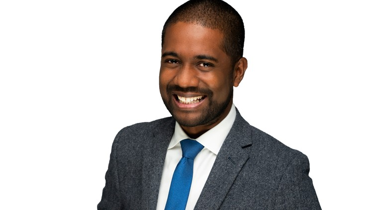 9 things to know about Get Up DC's new weather anchor Chester Lampkin