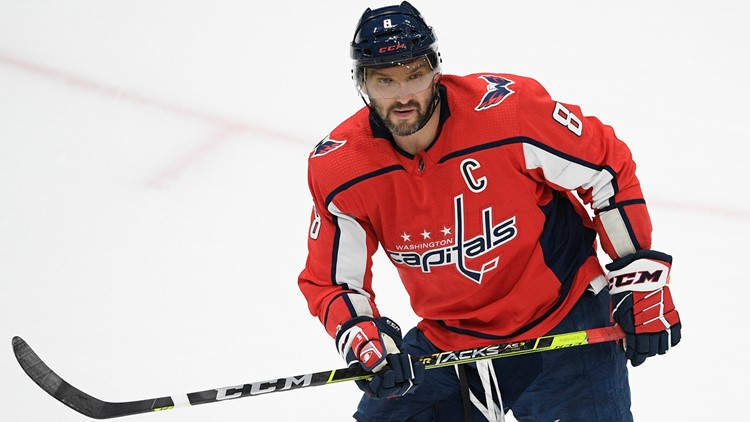 Capitals and Ovechkin 'confident' they can strike a deal to keep the captain in DC