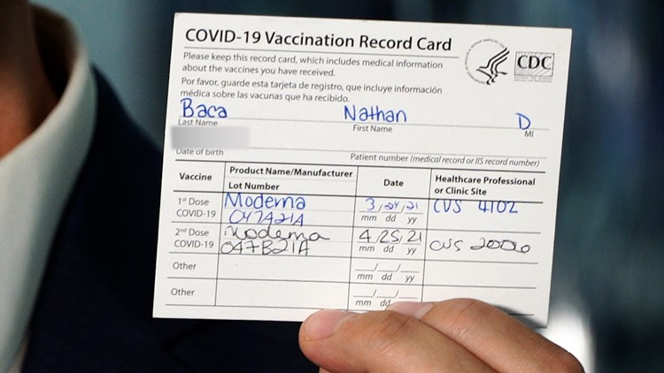 States don't know who is vaccinated when records don't cross state lines