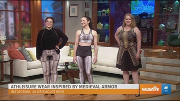Spice up your closet with these athleisure wear outfits inspired by medieval armor