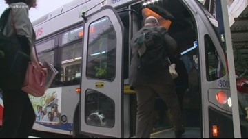 Metro using contract drivers on shuttles