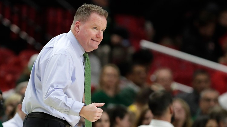 George Mason fires men's basketball coach Dave Paulsen