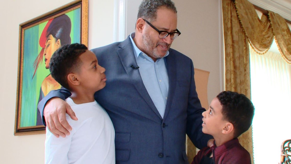 Image result for Michael Eric Dyson Says His 6-Year-Old Grandson Was Called N-Word,