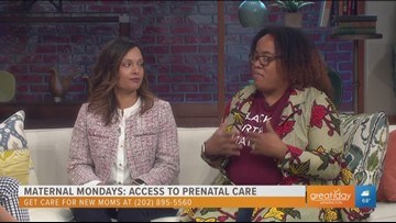 Maternal Monday: Knowing the importance of prenatal care