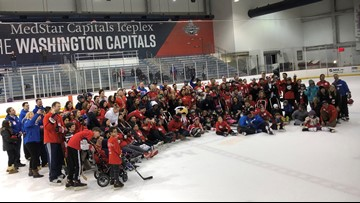 Capitals host 9th annual Dreams for Kids event