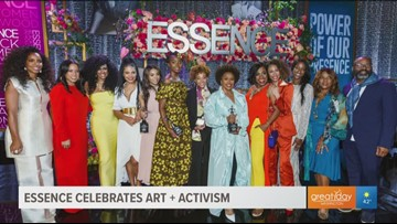 Essence mag celebrates Black women in Hollywood