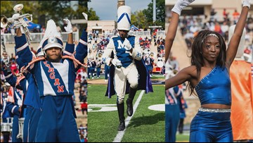 Morgan State University is the first HBCU band from Maryland to perform in Macy's Thanksgiving Day Parade