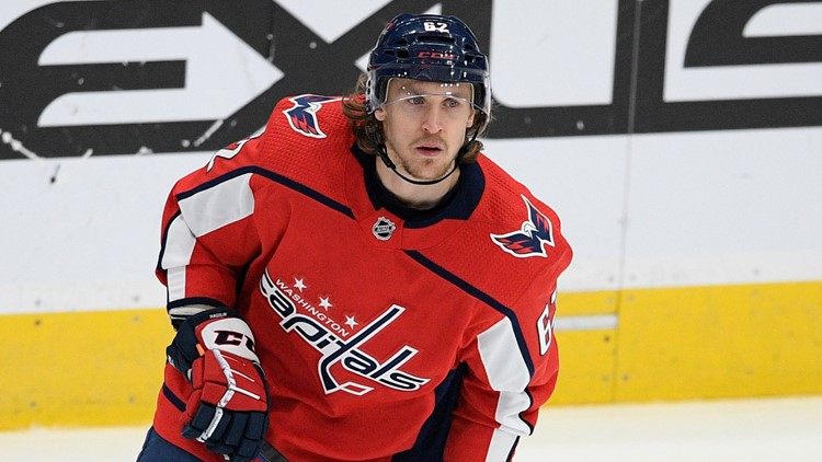 Capitals' Carl Hagelin is ready for another postseason