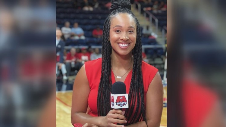 Mystics play-by-play announcer to make history calling NBA game