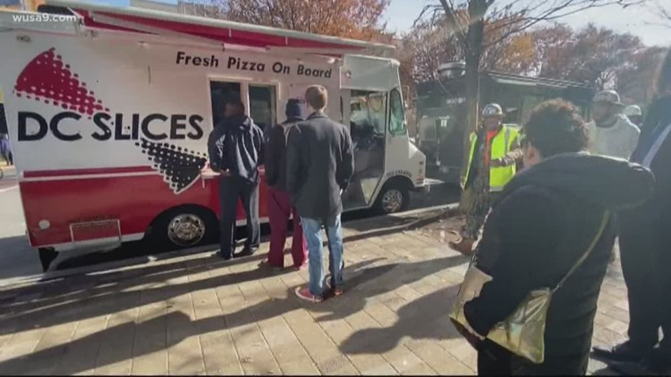 DC's oldest food truck wants to have a physical store. It can't, and here's why