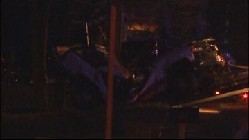 4 people killed in violent crash in Capitol Heights