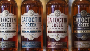 Catoctin Creek's southern anniversary soirée