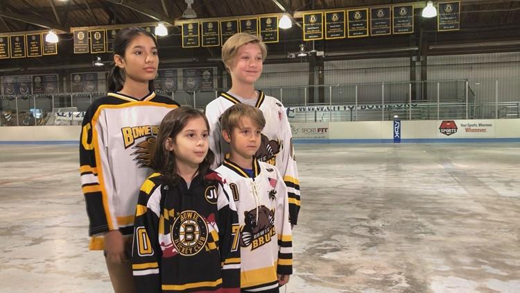 Bowie Ice Hockey team