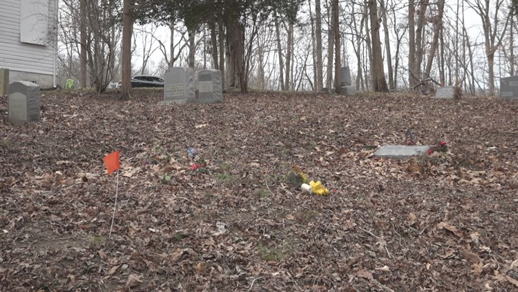 Prince George's historical society searches for unmarked graves at centuries-old Black cemetery