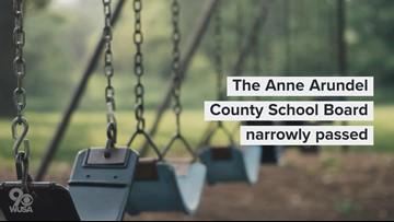 Anne Arundel eliminates high school class ranks