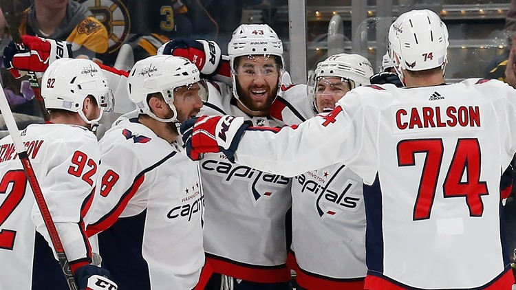 Capitals to face off against the Lightning in seeding round