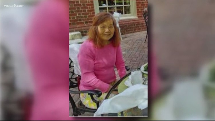 Police identify person of interest in disappearance of 72-year-old Fairfax County woman