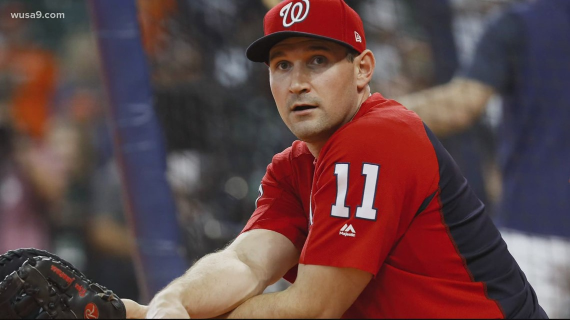 Zimmerman ready for 16th season with Nationals