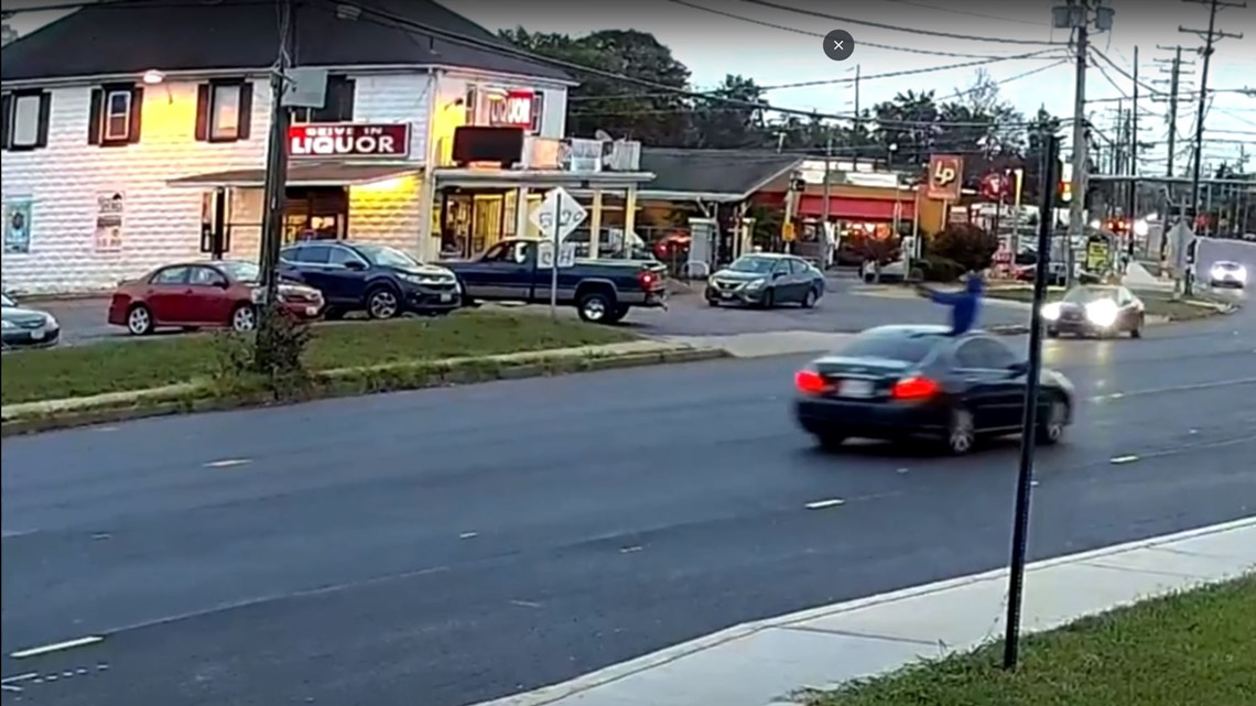 Prince George's Co. police release surveillance video of suspect that injured 12-year-old girl