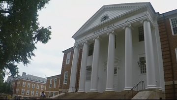 Mold found inside University of Maryland classrooms