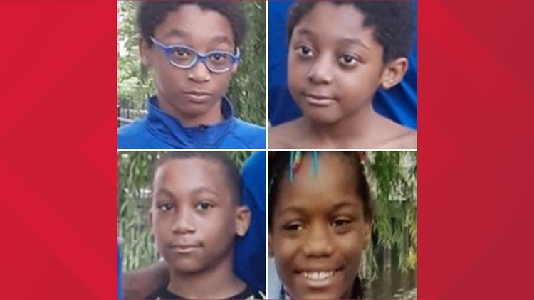 FOUND: Young siblings missing from Northwest DC safely located, police say