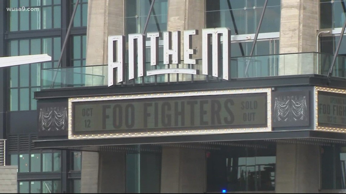 The Anthem reopens, Dave Chapelle at the Kennedy Center, Air and Space Museum back open | It's A DC Thing